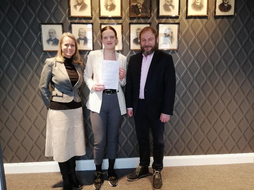 Ny OA i Næringsforeningen i Drammensregionen